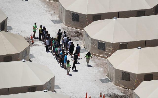 La administración Trump está convirtiendo a los niños solicitantes de asilo en informantes contra sus familias