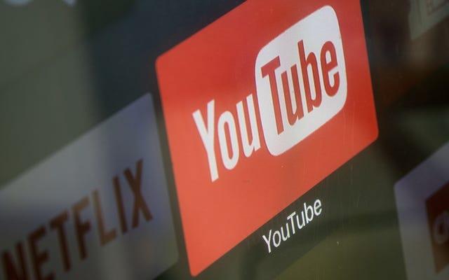 YouTubeは、三振法のポリシーを更新していますが、気が狂っているポリシーではありません