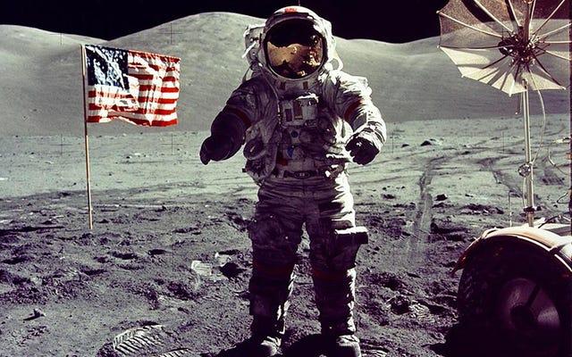 アポロ17号の実話...そしてなぜ私たちは月に戻らなかったのか