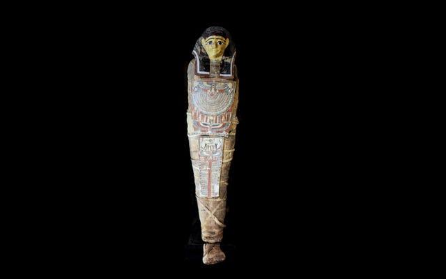 古代エジプト人は太っていて怠け者だったかもしれない