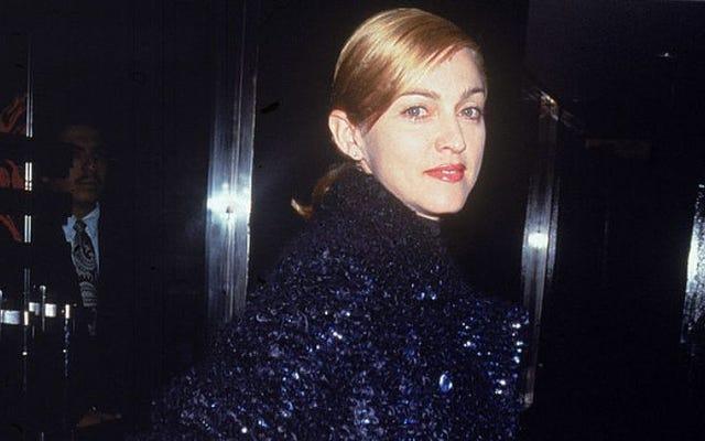 Une lettre récemment publiée révèle pourquoi Tupac a rompu avec Madonna