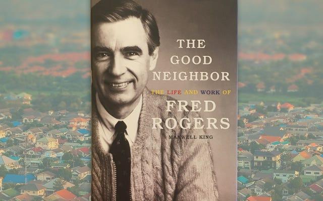 Первая биография Фреда Роджерса трогательна, но относится к своей теме в детских перчатках.