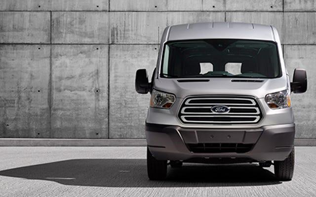 फोर्ड राइड-शेयरिंग के लिए डिज़ाइन किए गए वाहन पर विचार कर रही है