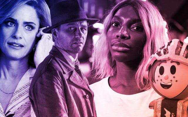 La temporada de televisión de verano comienza con un escándalo de fútbol, una secuela de Simon y un Dirty John