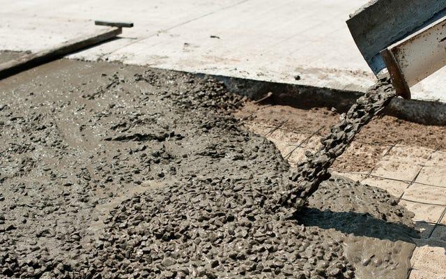 最後に、コンクリートが微視的レベルでどのように動作するかを理解します