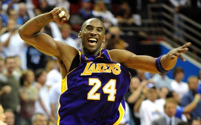 Je n'ai apprécié Kobe dans sa totalité qu'après sa mort