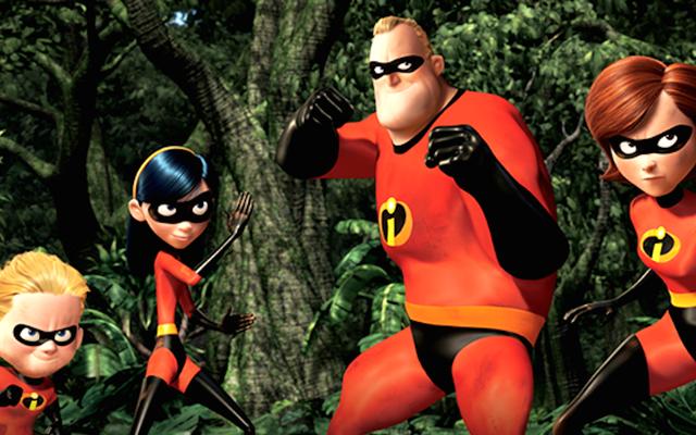 Incredibles 2 Gişede İnanılmaz İyi Yaptı