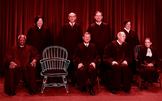 空の最高裁判所の席がそんなに大したことなのはなぜですか?