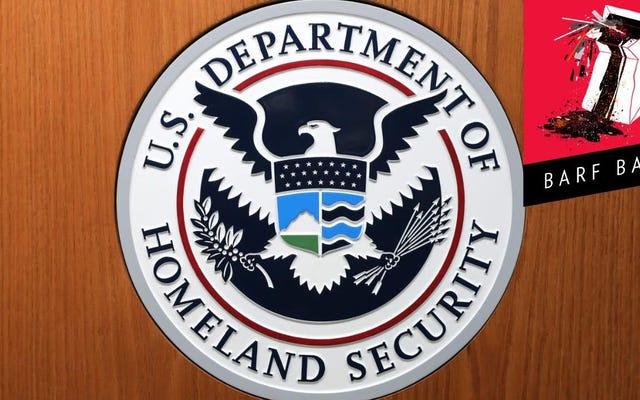 国土安全保障省は子供たちとの戦争をエスカレートさせる