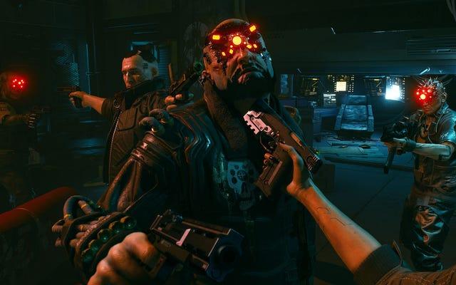Sept paramètres à modifier dans Cyberpunk 2077