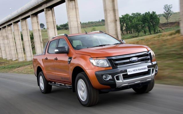 Przynajmniej Donald Trump dał nam więcej potwierdzenia nowego Forda Bronco i Rangera