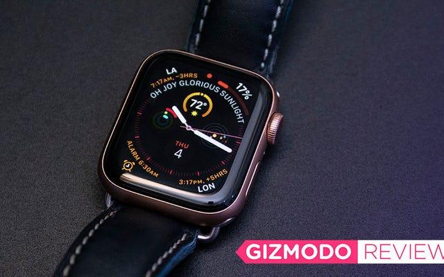 Đánh giá Apple Watch Series 4: Một bước nhảy vọt khổng lồ
