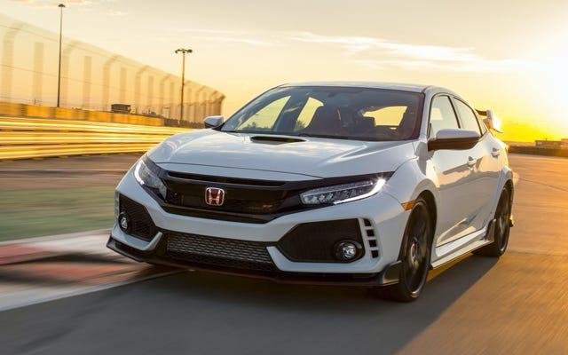 Mobil Kedua Paling Instagram di Dunia Adalah Honda Civic
