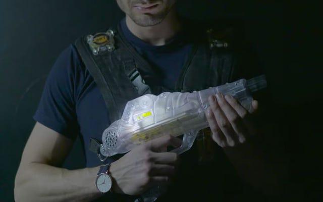 Voici l'histoire de la plus grande invention de l'homme: le laser tag