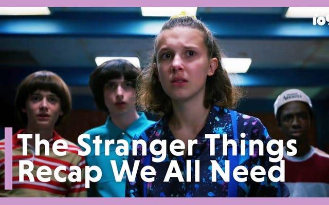 Semua yang Perlu Anda Ingat Dari Stranger Things 1 dan 2
