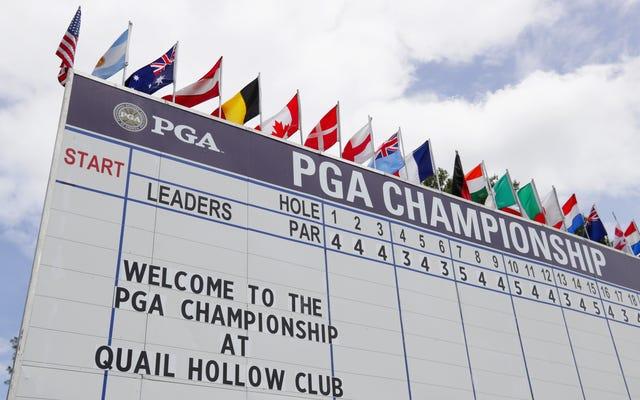 PGAチャンピオンシップは5月に移動しています