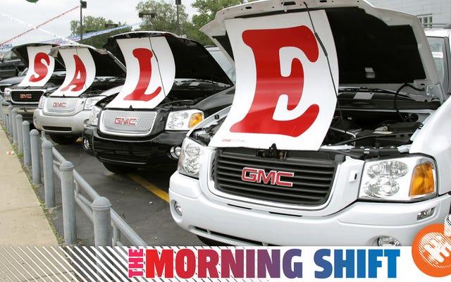 ミシガン州のディーラーは、コロナウイルスのシャットダウン中に車を販売するための青信号を取得します