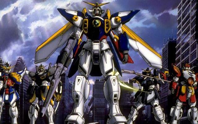 Gundam Wing Nihayet ABD'de Blu-ray'e Geliyor
