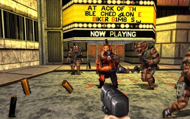 Duke Nukem 3D возвращается на консоли и ПК с совершенно новым эпизодом