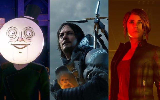オープンチャンネル:2019年のどのビデオゲームに独自の映画が必要ですか?