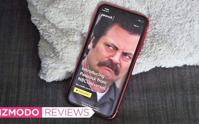 Peacock de NBC es la alternativa de Netflix que he estado esperando