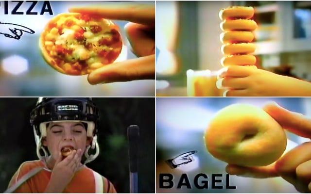 ラストコール:朝のピザ、夕方のピザ、夕食時のピザ