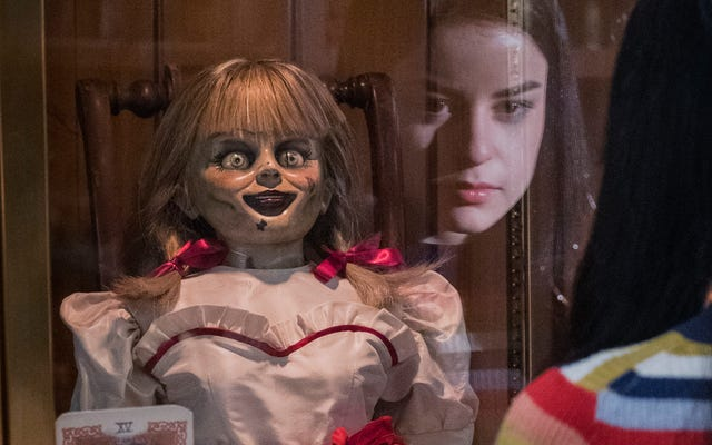 Annabelle Comes Homeは、Conjuringフランチャイズの最大のヒット曲を演奏します