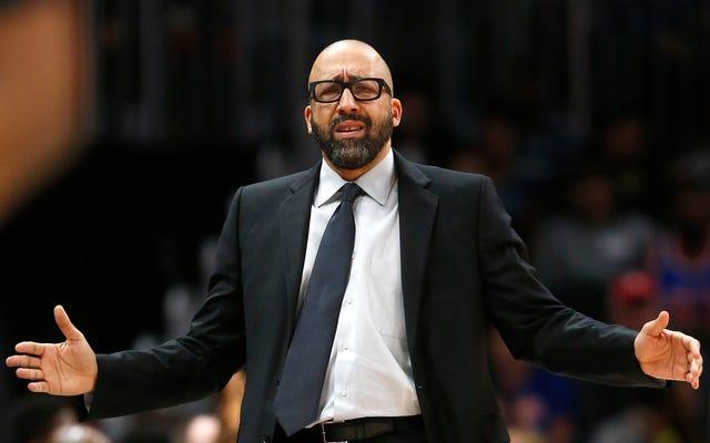 Los Knicks hacen lo impensable y ganan un partido de baloncesto