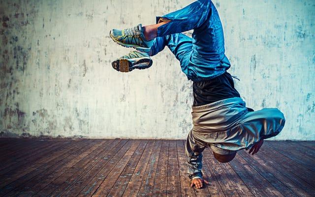 Le breakdance pourrait vous mériter une médaille d'or aux Jeux Olympiques de 2024