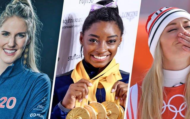 Nehmen wir uns einen Moment Zeit, um amerikanische Frauen im Sport des 21. Jahrhunderts zu schätzen
