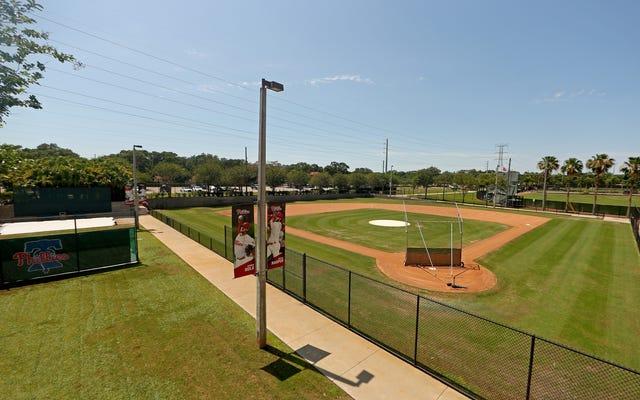 Coronavirus đang nói với Sports World để đóng cửa nó. Cập nhật: MLB đóng cửa các cơ sở