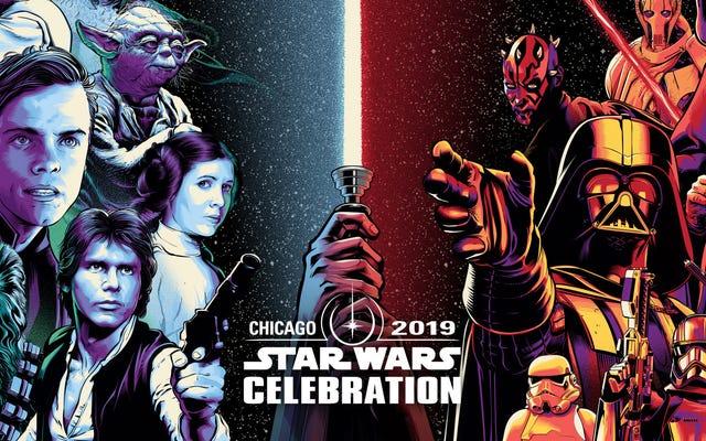 Tutte le cose che vedremo e (probabilmente) non vedremo alla Star Wars Celebration Chicago