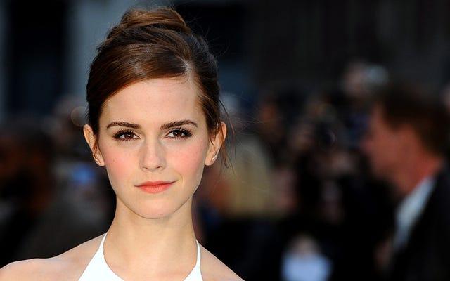 Emma Watson a envoyé à Steve Carell la plus belle note sur ses choix de mode