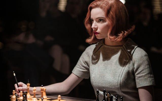 The Queen's Gambit telah menjadi serial terbatas yang paling banyak ditonton Netflix