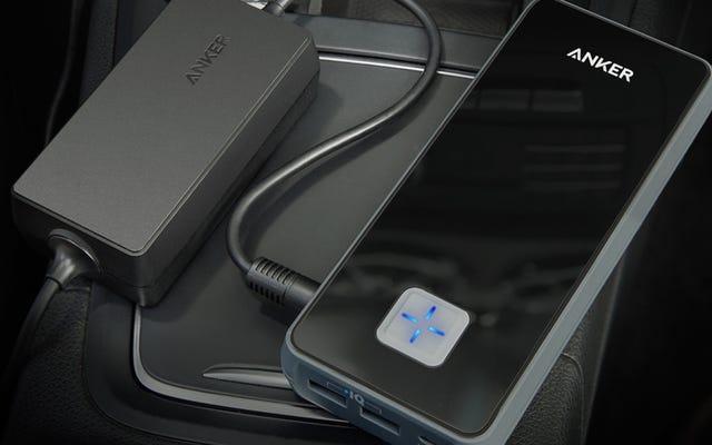 एंकर अपने सबसे अजीब यूएसबी बैटरी पैक से $ 20 ले रहा है