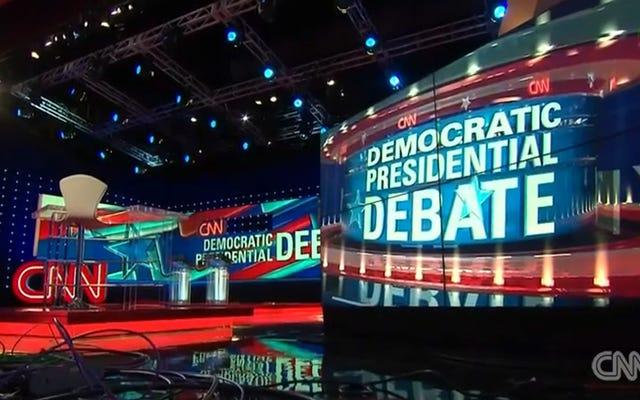 今夜のCNN民主党の討論をストリーミングする方法、ケーブルは必要ありません
