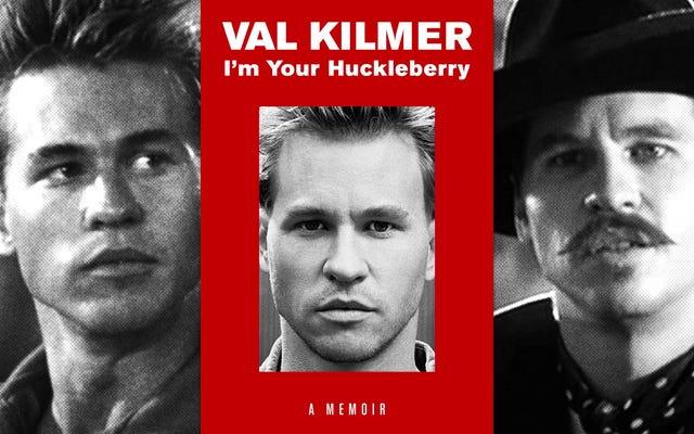 I'm Your Huckleberry es una memoria sorprendentemente evasiva para un tirador heterosexual como Val Kilmer