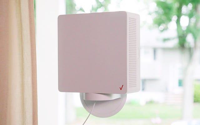 5Gがホームブロードバンド接続をどのように置き換えることができるか