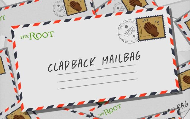 द रूट का क्लैपबैक मेलबैग: माय एपोलॉजी
