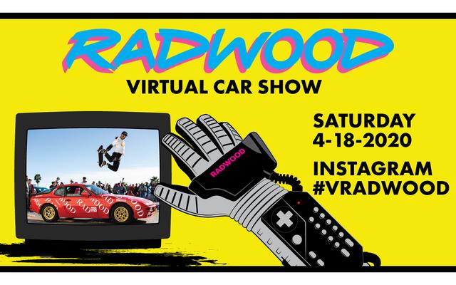 Radwood hará un espectáculo en el ciberespacio este sábado y deberías unirte