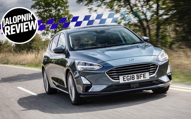 La Ford Focus 2019 è buona come vuoi che sia