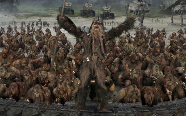 Nerf Patch Battlefront II Mengalahkan Wookiee Warriors