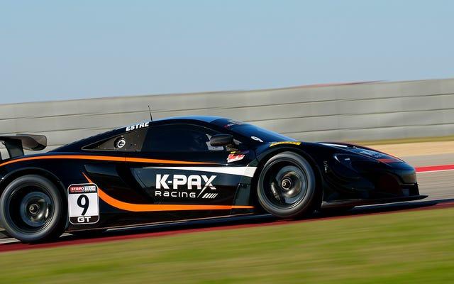 K-PAX McLaren 650S GT3 फ़ैक्टरी ड्राइवर केविन एस्ट्रे से कुछ भी पूछें जो आप चाहते हैं