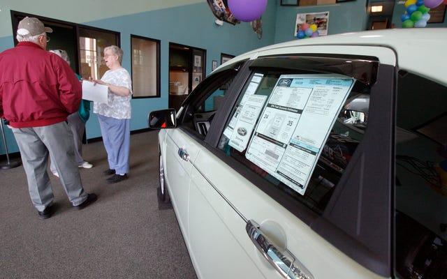 あなたの車の代金を払うために住宅担保ローンを借りないでください