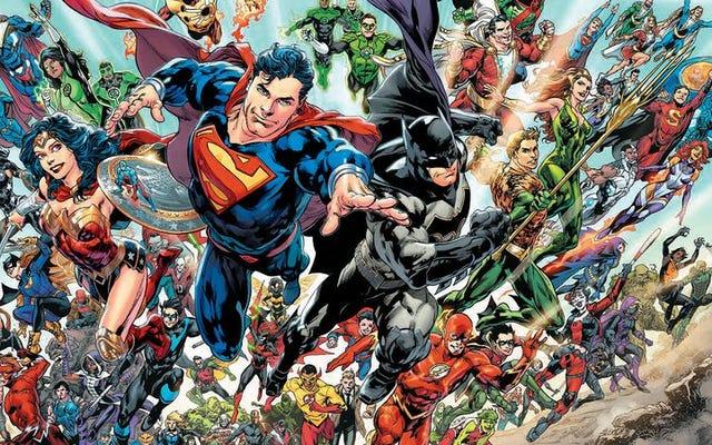 Rebirth của DC có chuộc lại thành công tội lỗi trong quá khứ của nhà phát hành?