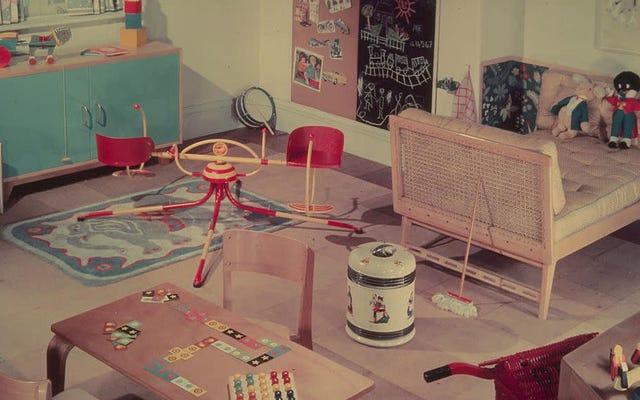 La fantasía aspiracional de la sala de juegos perfecta