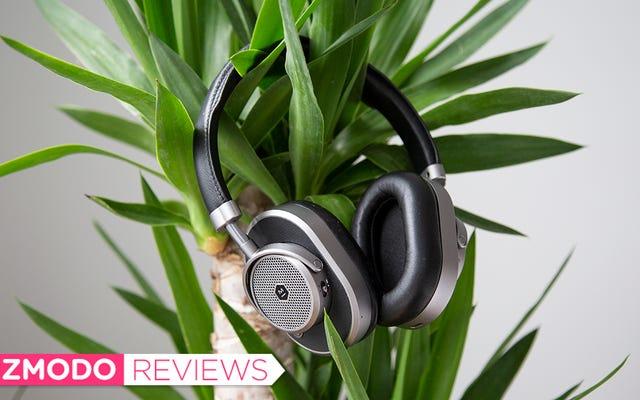 Headphone Peredam Bising Nirkabel Master & Dynamic Kalahkan Sony dengan Dua Cara Penting
