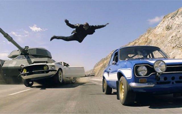 Vin Diesel, Öfkeli 7'nin bu sefer gerçek anlamda En İyi Film ödülünü kazanacağını tahmin ediyor
