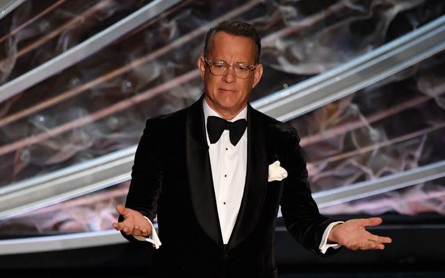 Tom Hanks da positivo para COVID-19 mientras graba una película en Australia