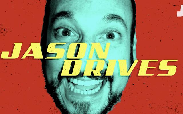 ジェイソンドライブが来週戻ってくるので、また気分が良くなる時が来ました